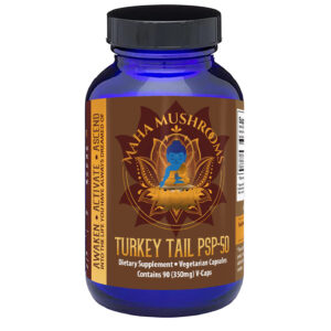 Turkey Tail PSP Supplement